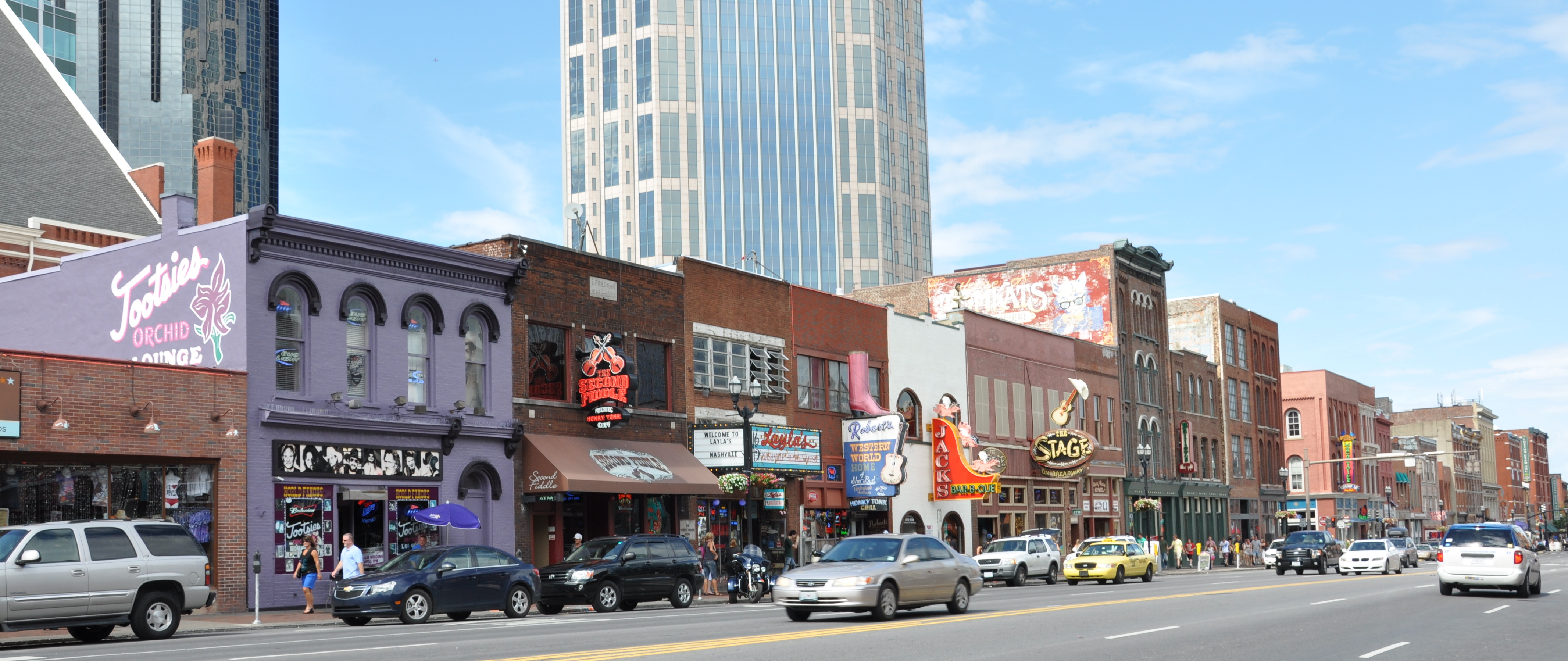 Hotels Near Broadway Nashville Tn