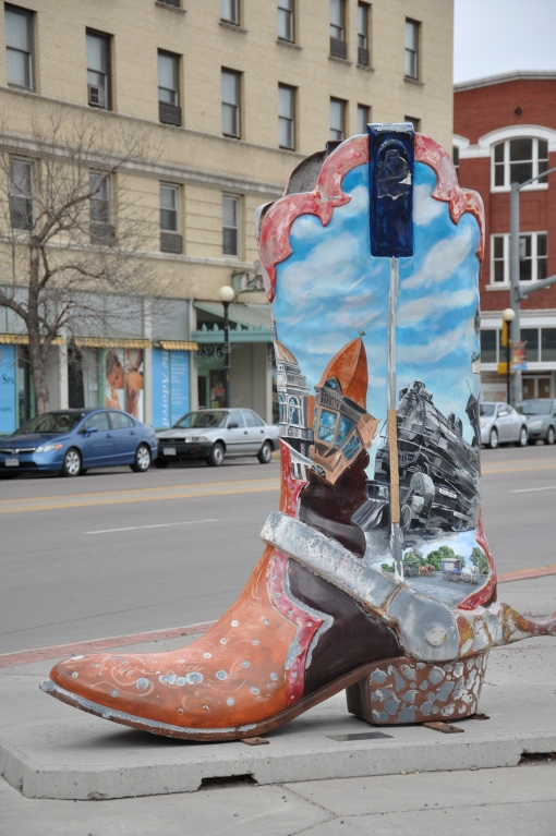 Cheyenne boot...one of many